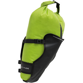 VAUDE Trailsaddle Bolsa de Sillín 12l, black/green